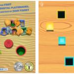 Novou aplikací týdne se stala hra Busy Shapes