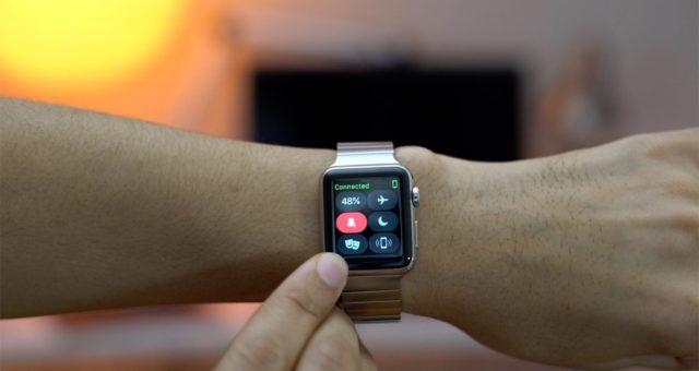 Nová funkce v beta verzi iOS 3.2 pro Apple Watch: Theater mode