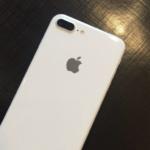 Jak by vypadal bílý iPhone 7?