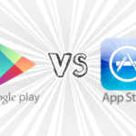 Příjmy z App Storu nadále zvyšují náskok nad příjmy z Play Storu