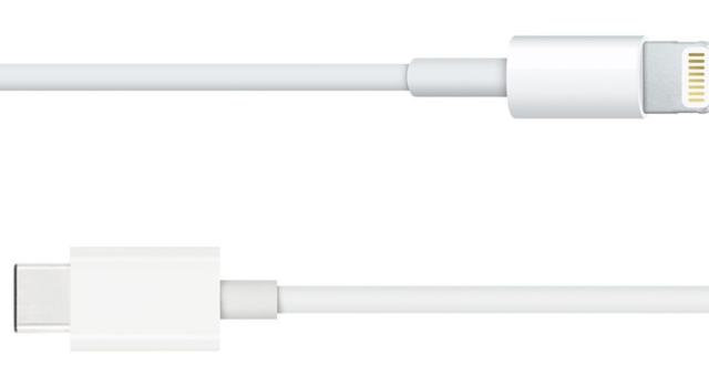 Většina uživatelů by preferovala USB-C před Lightning konektorem