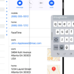 iOS 10.3 obsahuje skrytý kód pro posunovací klávesnici pro psaní jednou rukou