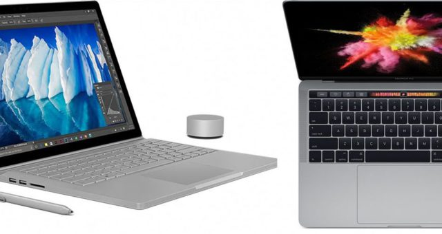 Microsoft tvrdí, že Windows začínají více konkurovat MacBookům na prémiovém trhu