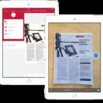 Jedny z nejlepších iOS aplikací pro skenování dokumentů