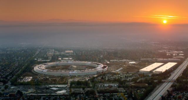 Nové sídlo Applu dostalo oficiální název Apple Park