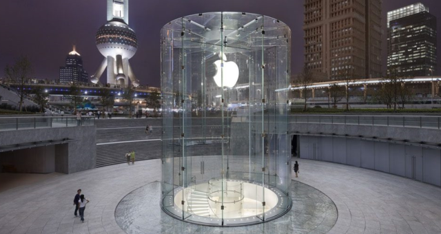 Apple ztrácí podíl na čínském trhu