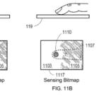 Apple si nechal registrovat další patent na Touch ID zabudované v displeji