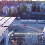 Apple Park bude otevřen již příští měsíc, podívejte se na nejnovější video pořízené dronem