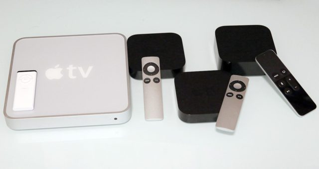 Objevily se první náznaky nové Apple TV
