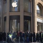 Apple otevřel 3 nové Apple Story