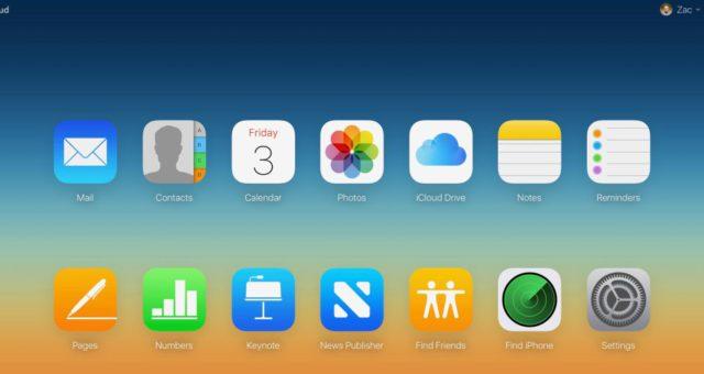 Apple popírá, že by hackeři měli přístup k iCloud účtům