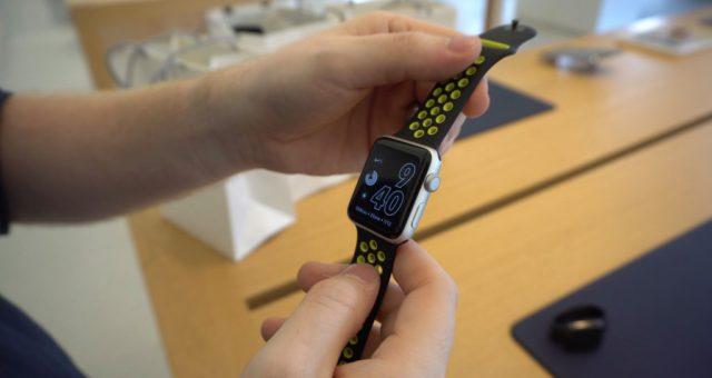Apple Watch budou schopné zjistit, zda zrovna řídíte