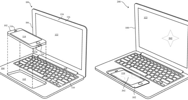 iPhone půjde v budoucnu vložit do doku ve stylu MacBooku