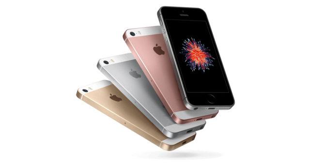 Apple zdvojnásobil paměť iPhonu SE