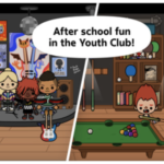 Hra Toca Life: School se stala novou aplikací týdne