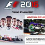 Oficiální hra F1 2016 bude k dispozici již tento čtvrtek