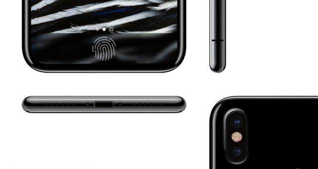Hromadná produkce iPhonu 8 začne až v říjnu nebo listopadu