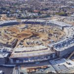 Aplikace Google Maps získala 3D snímky Apple Parku