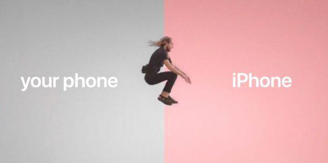 Nové reklamy Applu přesvědčují uživatele Androidů k přechodu na iPhone