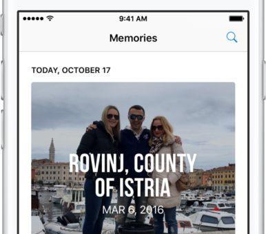 Apple pokračuje v zaměřování se na Memories se dvěma novými videonávody