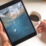 Nové iPad Pro tapety