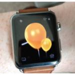 watchOS 4 oslaví vaše narozeniny animovanými balónky