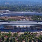 Video: Nové sídlo Applu je již téměř hotové