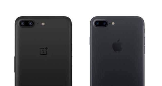 OnePlus bezostyšně okopíroval vzhled iPhonu