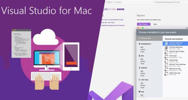 Microsoft Visual Studio je nyní dostupné pro Mac!