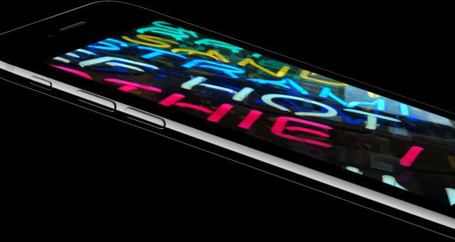 Jak nastavit intenzitu jasných barev na iOS zařízení