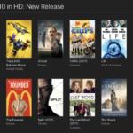 Fantastic Beasts and Where to Find Them, Passengers a další iTunes filmy jsou nyní zlevněné