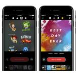 "Aplikace Clips získala efekty ""Disney a Pixar"" a  designy efektů Apple"