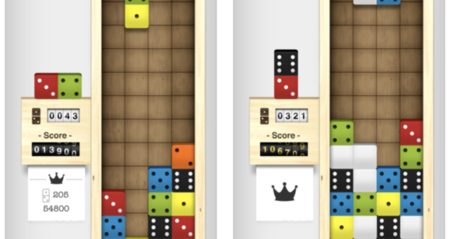 Hra Domino Drop se stala novou aplikací týdne