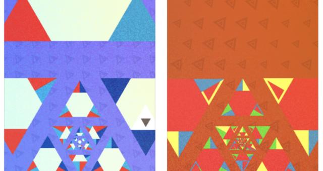 Hra Yankai's Triangle se stala novou aplikací týdne
