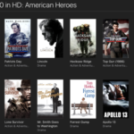 Independence Day, Forrest Gump a další iTunes filmy jsou nyní zlevněné