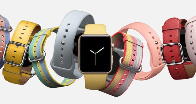 V září budou představeny nové Apple Watch