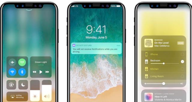 Průměrná prodejní cena nadcházejícího iPhonu 8 bude přes třicet tisíc