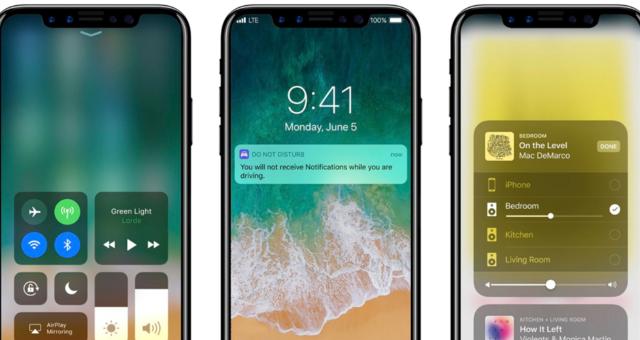 Apple zásadně nestíhá výrobu iPhonu 8