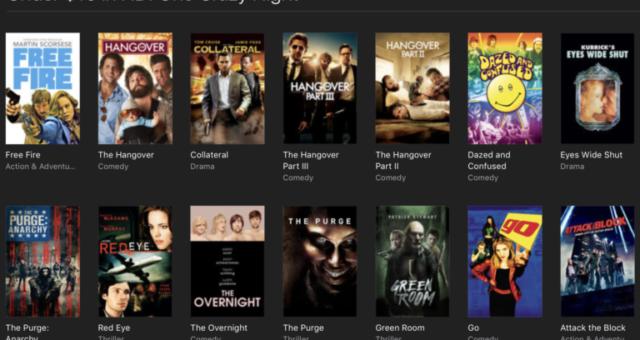 Everything, Everything, The Hangover a další iTunes filmy jsou nyní zlevněné