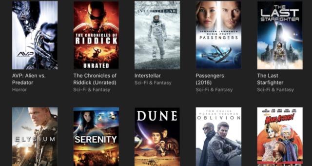 Passengers, Garfield: The Movie a další iTunes filmy jsou nyní zlevněné