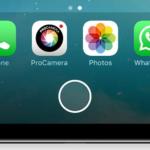 Jak bude u iPhonu 8 vypadat oblast kolem virtuálního domovského tlačítka?