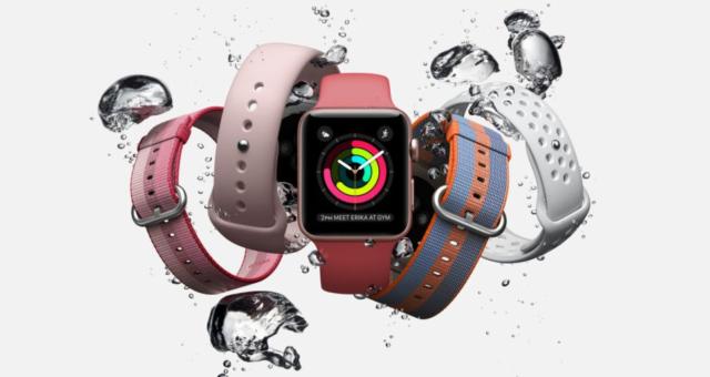 Nové Apple Watch budou představeny společně s iPhonem 8