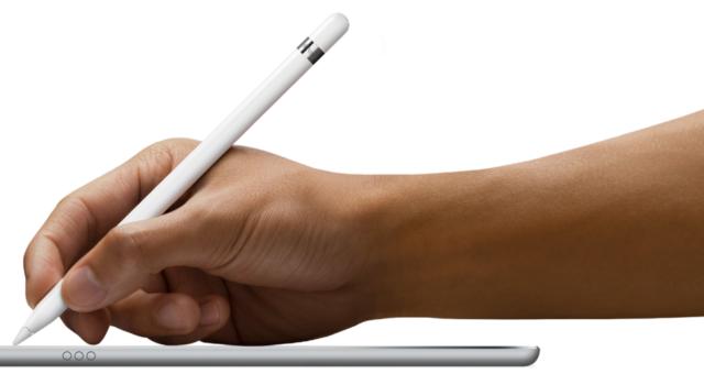iPhone bude podporovat stylus Apple Pencil, naznačuje nejnovější patent