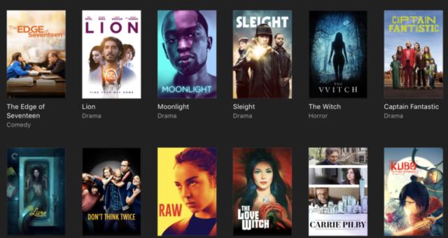Beauty and the Beast (2017), Harry Potter kolekce a další iTunes filmy jsou nyní zlevněné