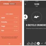Aplikace týdne: Streaks Workout