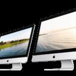 Duální tapety pro MacBook