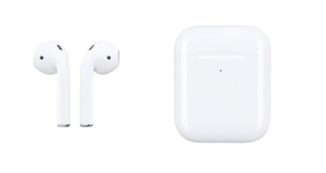 Nové Apple AirPods přicházejí s Qi bezdrátově dobíjejícím se obalem