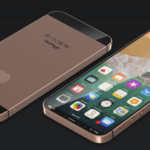 Jak by vypadala kombinace iPhone SE a iPhone X?