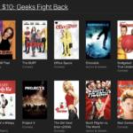 21 Jump Street, Baywatch a další iTunes filmy jsou nyní zlevněné