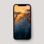 Třetí balíček tapet iPhone X